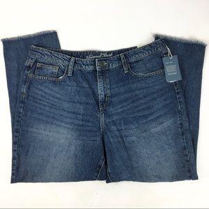 Universal Threads Women's Denim Jeans 16 High Rise